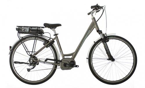 Raleigh Captus Low Step Thru Electric Bike