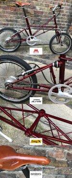 Moulton TSR Rohloff Bike Complete