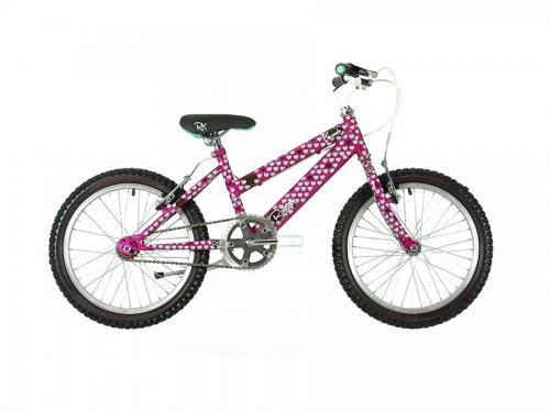 Raleigh Krush 18 Girls Bike