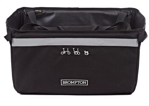 Brompton Basket Bag BLACK