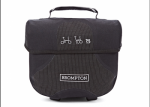 Brompton Mini O Bag BLACK-REFLECTIVE