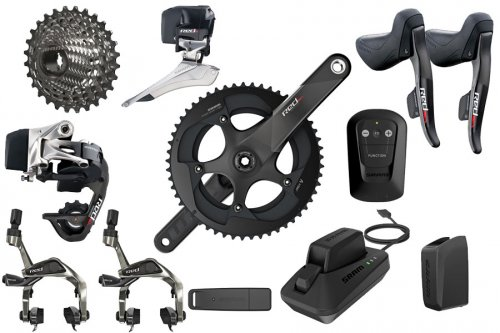 Sram Red eTap Wireless Road Groupset