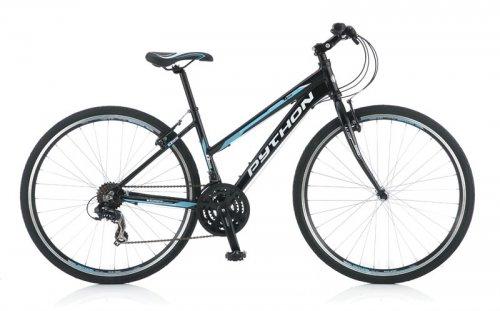 Python Quantum 8000 18 Hybrid Bike
