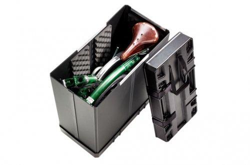 B&W Foldon S Brompton case box