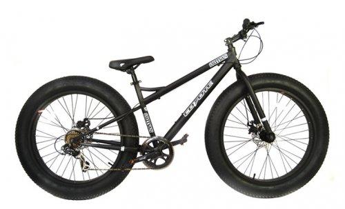 "Coyote Fatman  26"" X 4.0"" Fat Bike 7 SPEED"
