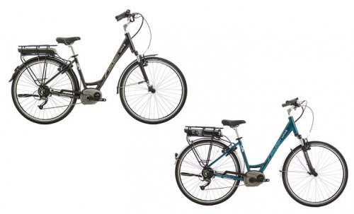 Raleigh Captus Low Step 700c Electric Bike