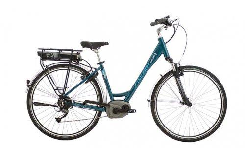 "Raleigh Captus Low Step Thru 26"" Electric Bike"