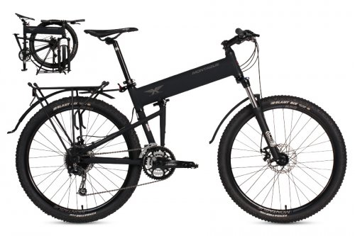 Montague Paratrooper Pro MTB Folding Bike