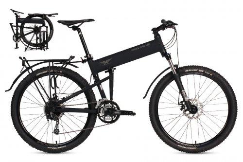 Montague Paratrooper Pro MTB Folding Bike