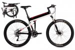 Montague Paratrooper Elite 650b MTB Folding Bike