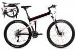 2016 Montague Paratrooper Elite 650b MTB Folding Bike