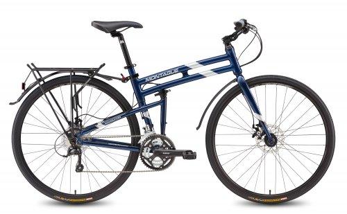 Montague Navigator 700c Folding Bike