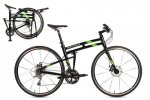 Montague Fit Disc Hybrid Folding Bike
