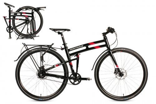 Montague Allston Hybrid Folding Bike