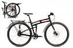Montague Allston Hybrid Folding Bike
