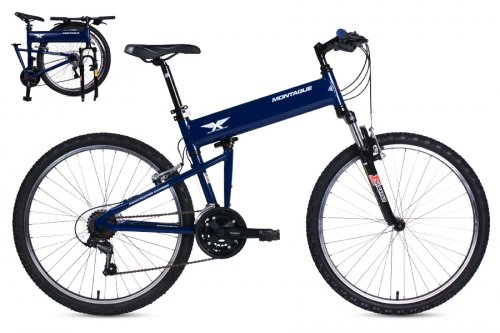 Montague Paratrooper Express Folding Bike