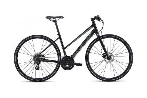 2017 Specialized Vita Disc Step Thru Hybrid Bike