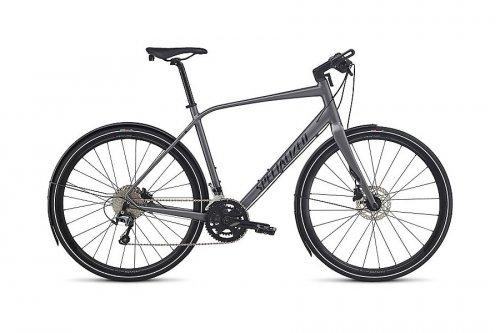 2017 Specialized Sirrus Comp City Hybrid Bike