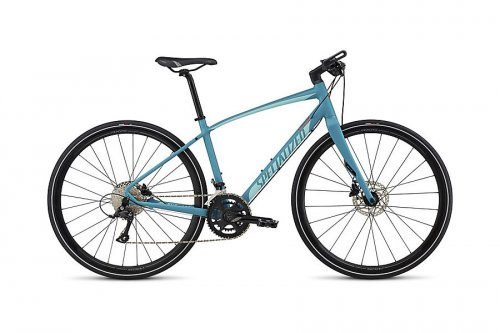 2017 Specialized Vita Elite Hybrid Bike