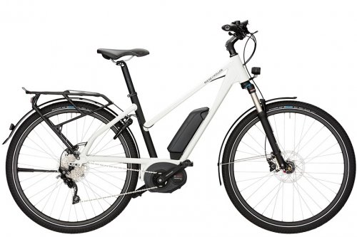 Riese & Muller Charger Mixte Touring 46cm White 500wh