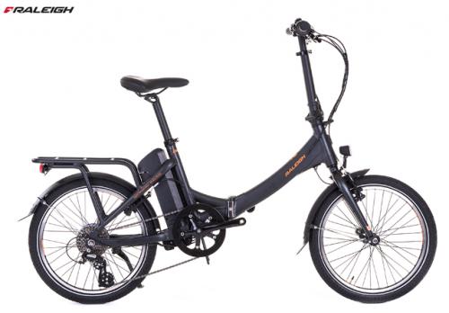 Raleigh Stow e way Electric Folding bike