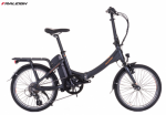 2017 Raleigh Stow e way Electric Folder