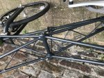 Moulton TSR 22 Flat Bar 105 Bike