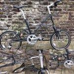 Moulton TSR 22 Flat Bar 105 Bike