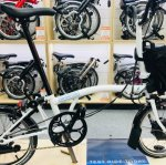 Brompton Electric Folding Bike Test Ride Me Today Not for sale