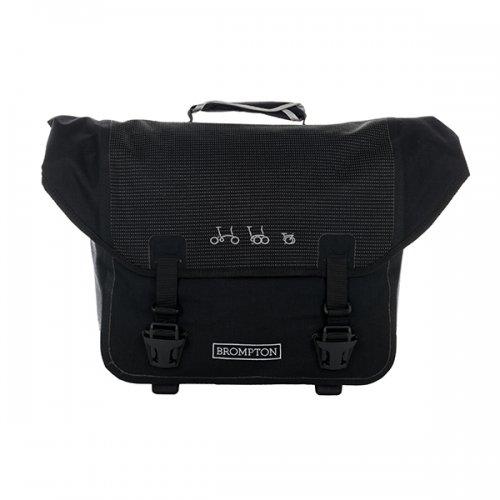 Brompton O Bag Reflective Black