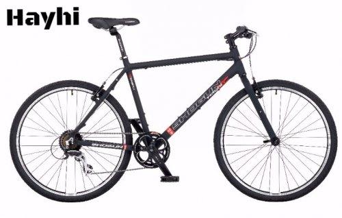 Shogun Hayhi Urban Bike 1 x 8 speed Black