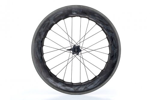 ZIPP 858 NSW CLINCHER DISC Front
