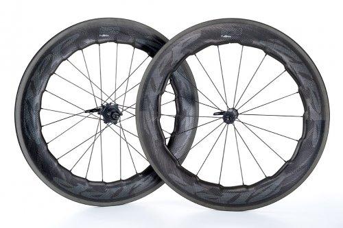 Zipp 858 NSW Carbon Clincher Wheelset