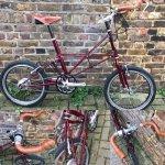 Moulton TSR Rohloff Mosquito Bike