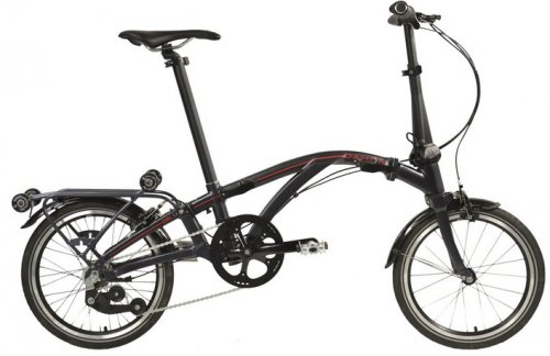 Dahon Curl i3 Folding Bike