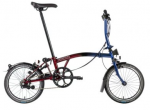 Brompton Nine Streets Limited Edition S6L