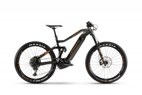 2019 Haibike Xduro All Mountain 6.0 27 Electric Bike