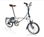 2019 Brompton M6L Brooks Saddle