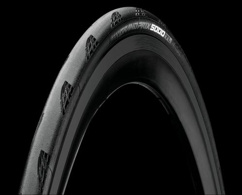 Continental GP5000 Tubeless 700c Folding tyre