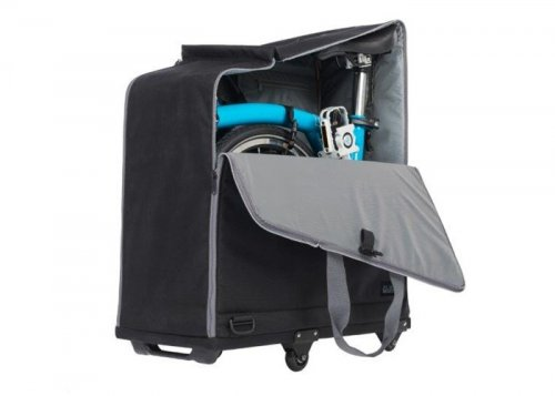 Brompton Travel Bag With 4 Rollers