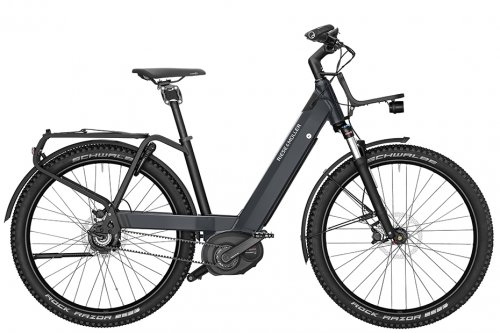 Riese And Muller Nevo GX Rohloff 500W