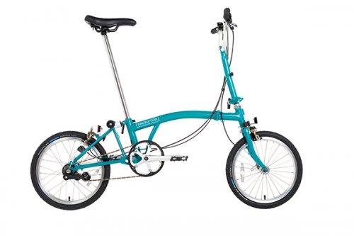 2019 Brompton B75 Folding Bike