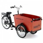 Babboe Big-E Electric Three Wheel Cargo Bike