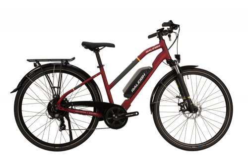 2020 Raleigh Array Open Derailleur Electric Bike