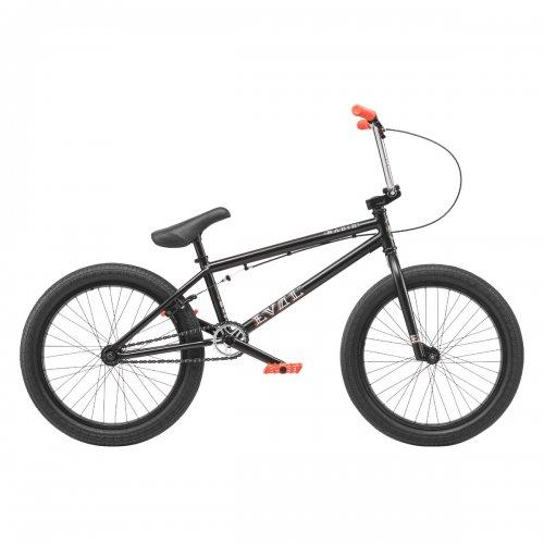 Radio Evol BMX Bike 20.3tt Matt Black
