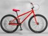 Mafia Bikes Medusa Tillet Red