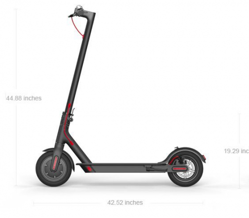 Xiaomi Mi Electronic Scooter M365 UK edition