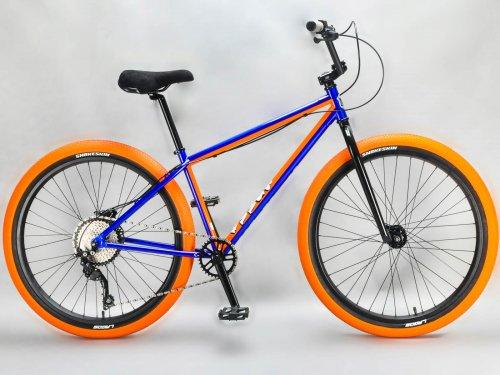Mafia Bomma 10 Blue Orange