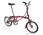 2020 Brompton M6L House Red Home Delivery