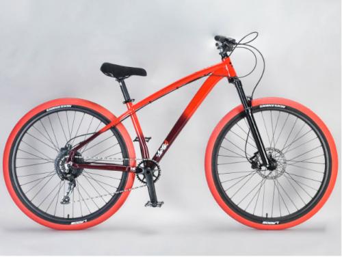 2020 Mafia Bike Lucky 6 STB Red